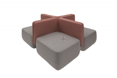 Softline Opera Chair and Sofa