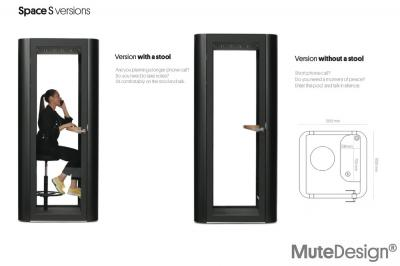 MuteDesign Space S